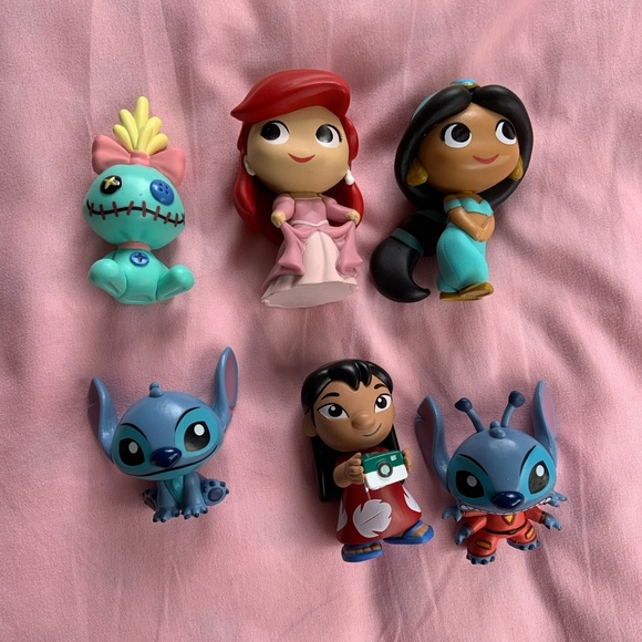 Funky Mystery Minis
